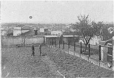 17 avril 1913 : un survol de Fontenay sous Bois tourne à la catastrophe. Z1010
