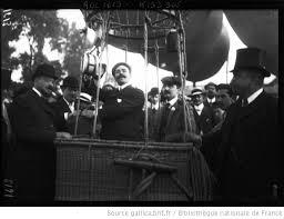 17 avril 1913 : un survol de Fontenay sous Bois tourne à la catastrophe. Z110