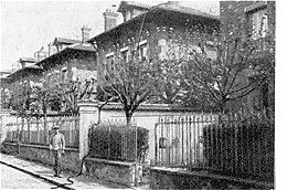 17 avril 1913 : un survol de Fontenay sous Bois tourne à la catastrophe. Z210