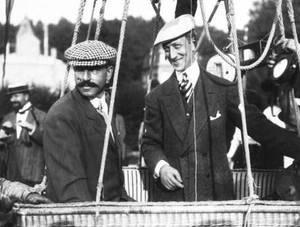 17 avril 1913 : un survol de Fontenay sous Bois tourne à la catastrophe. Z710
