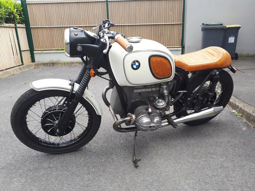 BMW 75/5 café racer 20180627