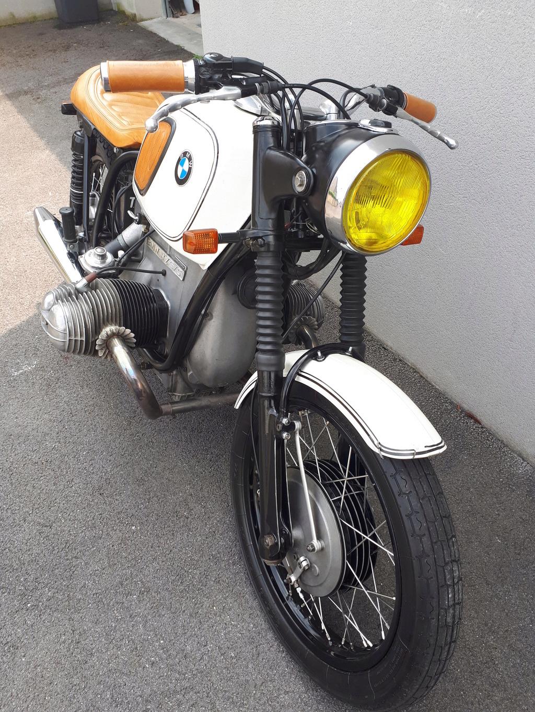 BMW 75/5 café racer 20180628