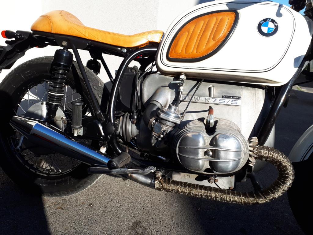 BMW 75/5 café racer 20180633
