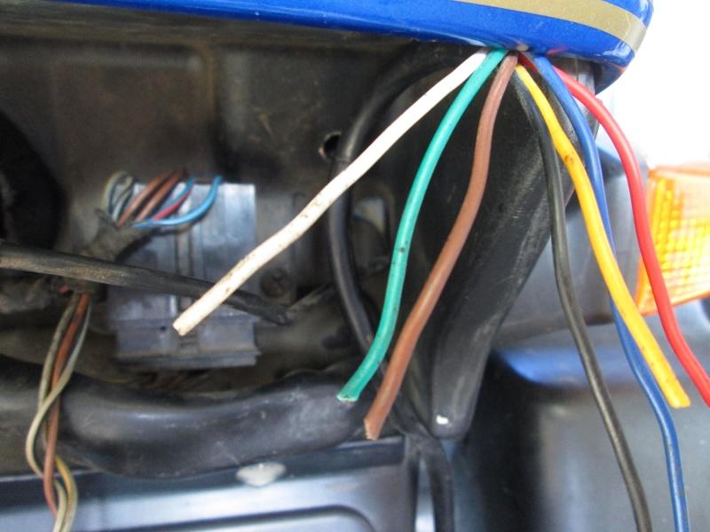 towbar wiring 00811