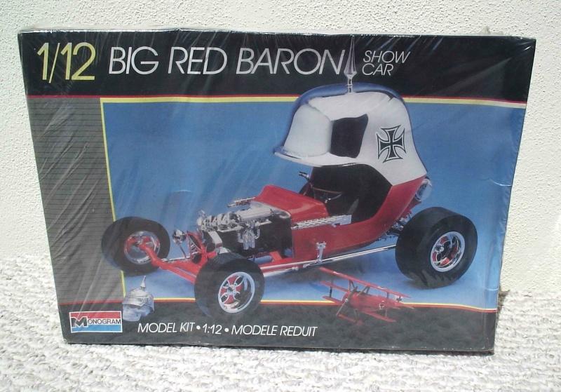 Big Red Baron Kgrhqn10