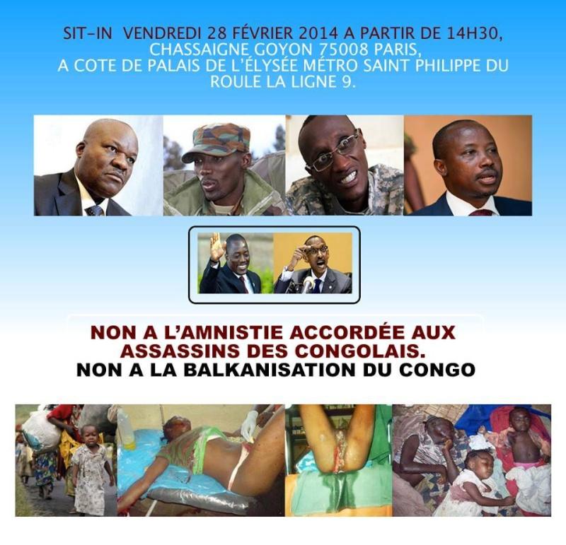 Affichage des activites politiques et autres de la diaspora Congolaise ! 16204510