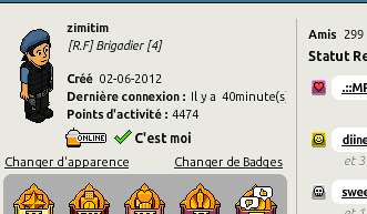 ~Zimitim~Rapport à la Gendarmerie ! Screen45