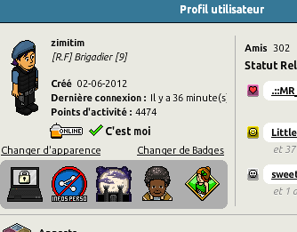 ~Zimitim~Rapport à la Gendarmerie ! Screen53