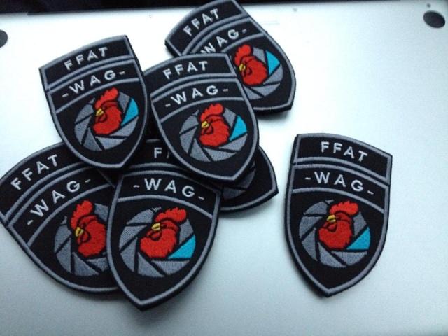 Le patch officiel WAG 2535_110