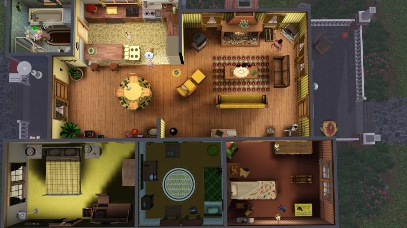 [Créations diverses] Créations en architecture et décoration de Pauline07 - Page 6 Screen12