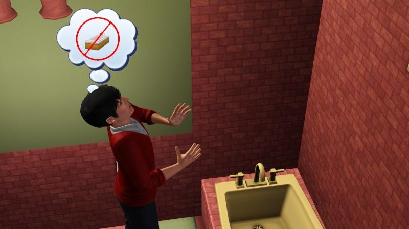 Pleurer devant la baignoire Screen29