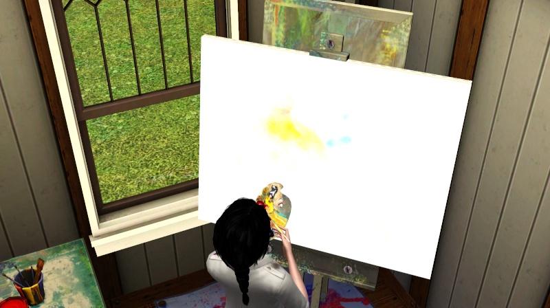 [Challenge] Vie d'artiste Screen44