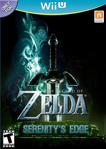 The Legend of Zelda: Serenety's Edge Zelda10