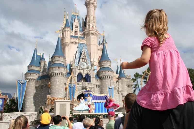 Walt disney World avec des enfants en bas âge Disney12