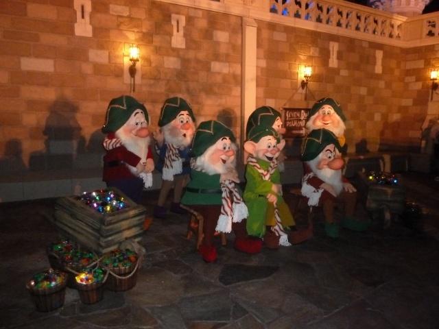 Soirées Mickey's Very Merry Christmas Party (avis, conseils) P1120144