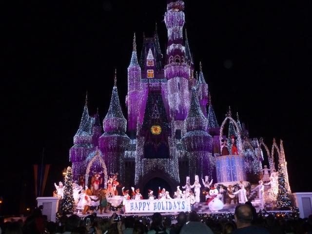 Soirées Mickey's Very Merry Christmas Party (avis, conseils) P1120239