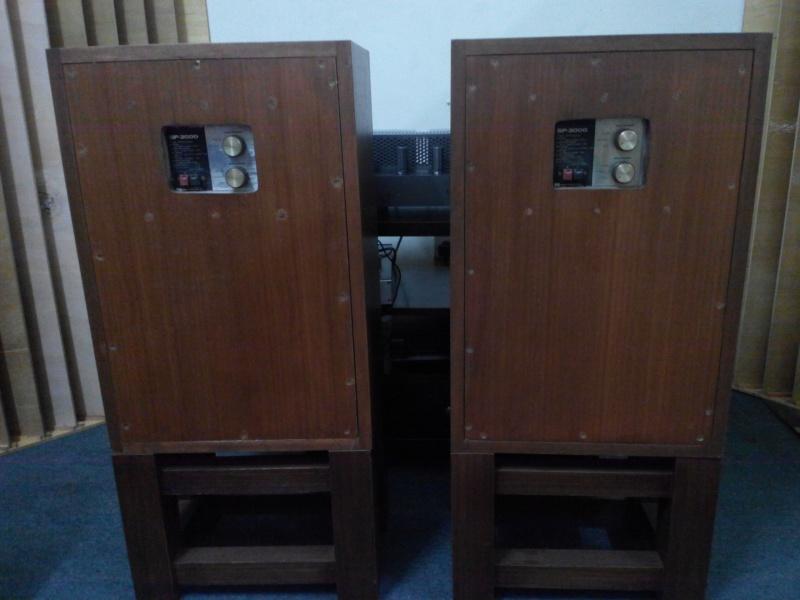 Sansui speakers (sold) 20143114