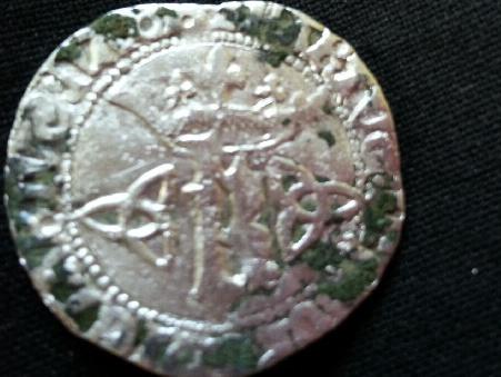 GROS de CHARLES le MAUVAIS ( 1349-1387) Fredo12