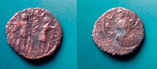 2 monnaies Romaine très petites Img_2031