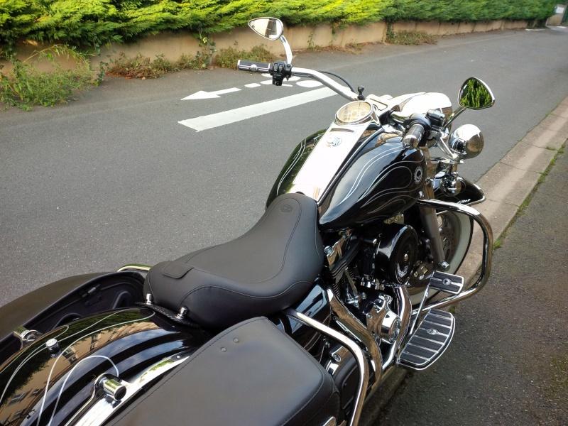 Selle HD Brawler ou Mustang Wide Tripper Solo Img_0011