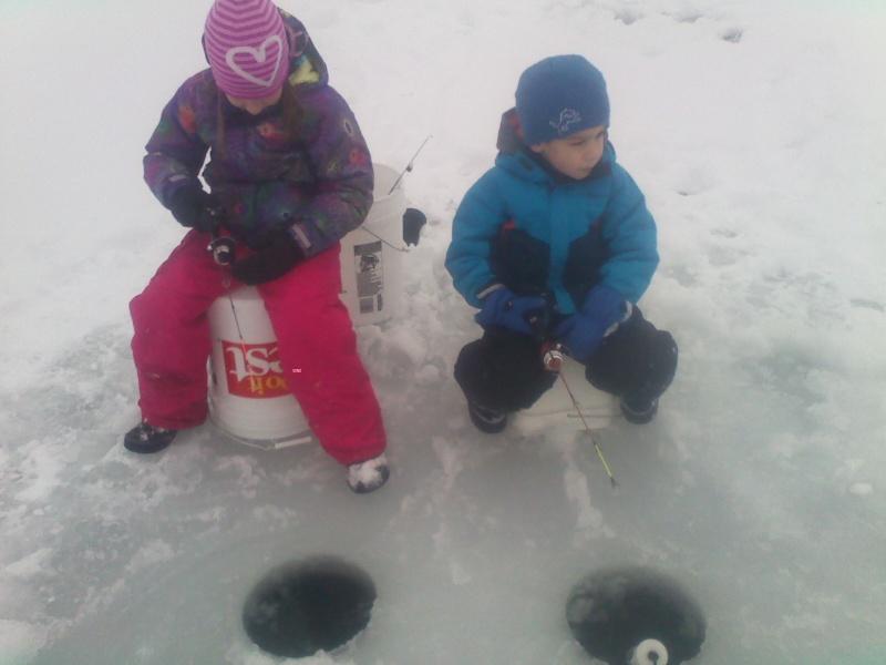Did some ice fishing 01181411