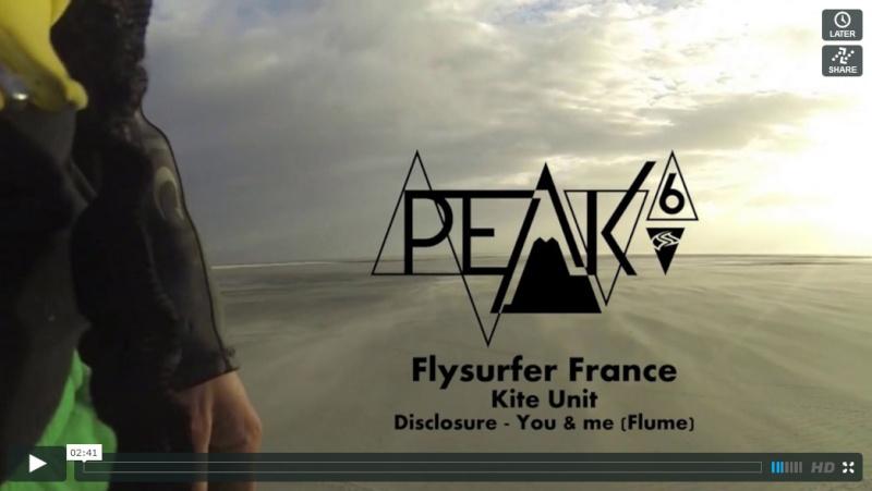 Nouvelle aile Flysurfer Monopeau : La peak - Page 6 Peak610