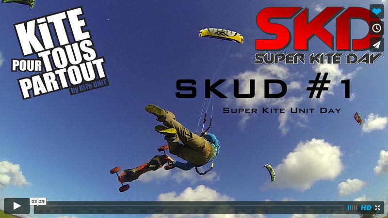 SKUD #1 (Super Kite Unit Day ) Skud110