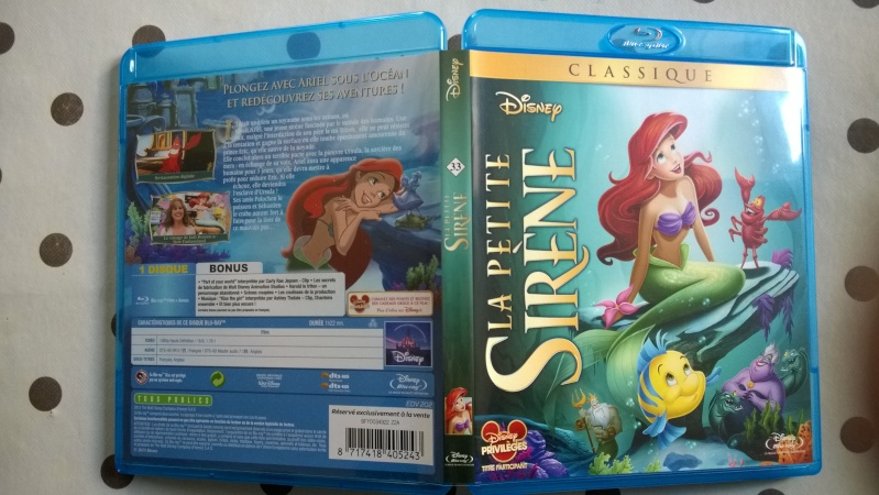 [BD + DVD] La Petite Sirène (25 Septembre 2013) - Page 9 Wp_20128