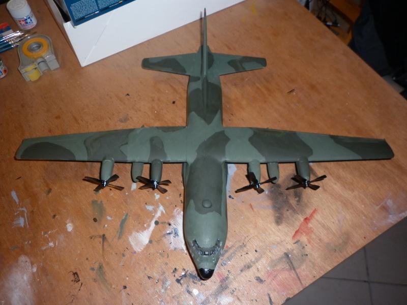 C-130E/H HERCULES DE CHEZ ITALERI AU 1/72  - Page 4 P1000778