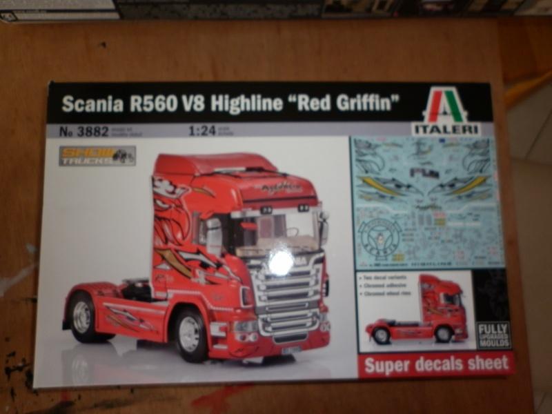 concours scania r560 v8 + semi citerne italeri au 1/24 - Page 3 P1000911