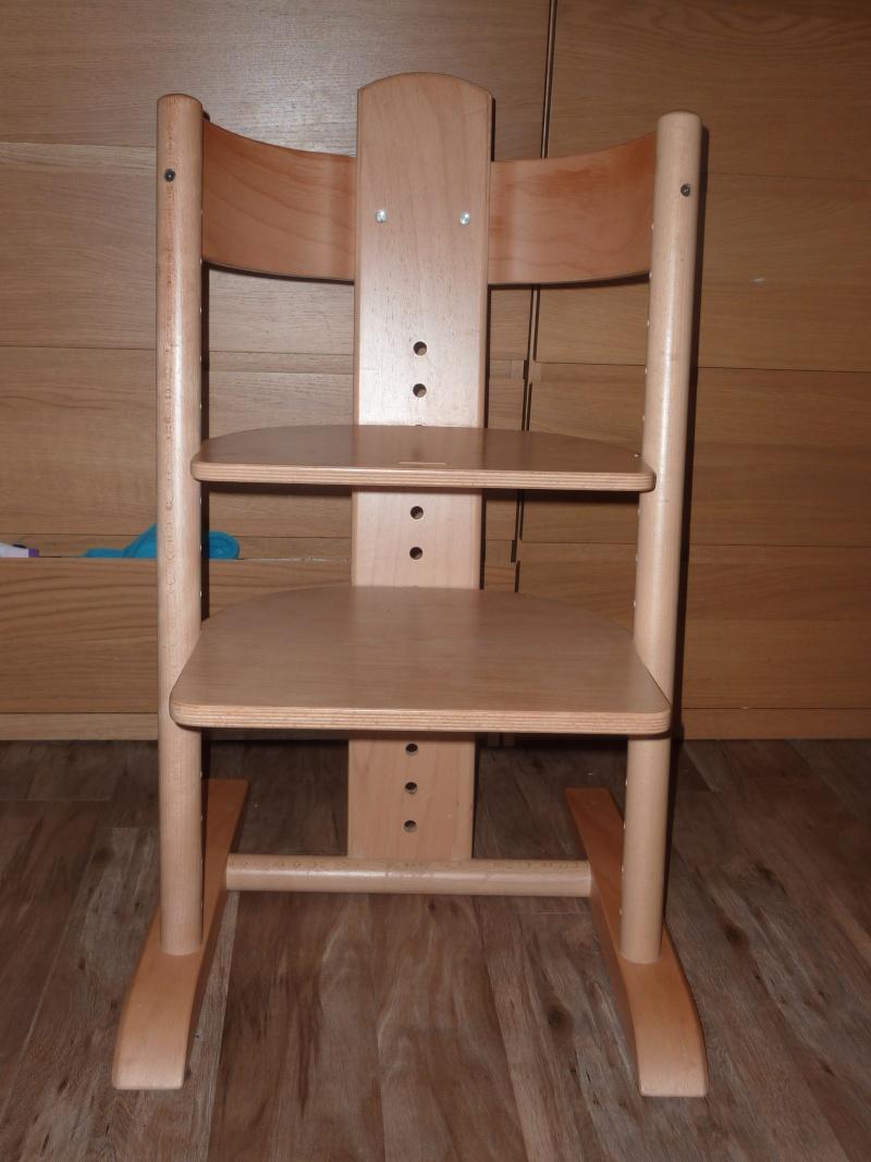 chaise évolutive Moizi 2 + coussin (quasi neuve) P1090011