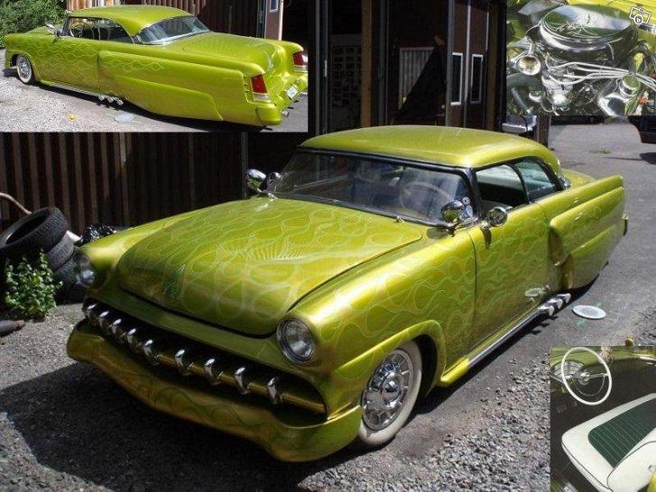 Mercury 1955 - 1956 Custom & mild custom 00399410