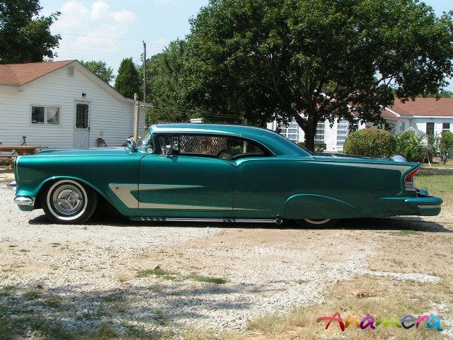 Oldsmobile 1955 - 1956 - 1957 custom & mild custom 0080d910