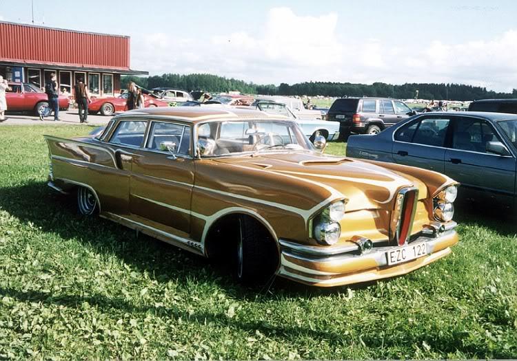 Opel & Mercedes custom & mild custom 01-vi11