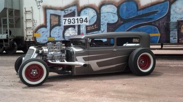 1930 Ford hot rod - Page 2 0111