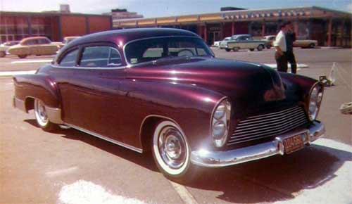 Oldsmobile 1948 - 1954 custom & mild custom - Page 4 031a-v10