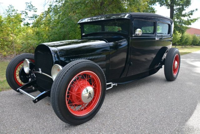 1928 - 29 Ford  hot rod - Page 3 0610