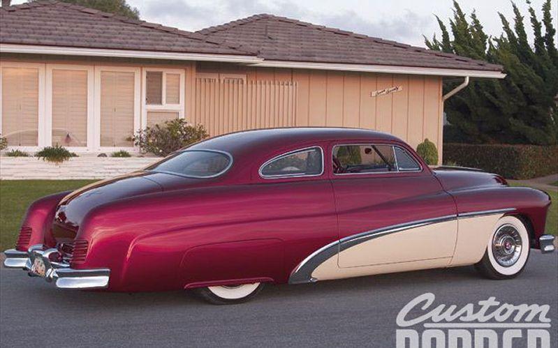 1951 Mercury - Tom Kowalski 0701cr16