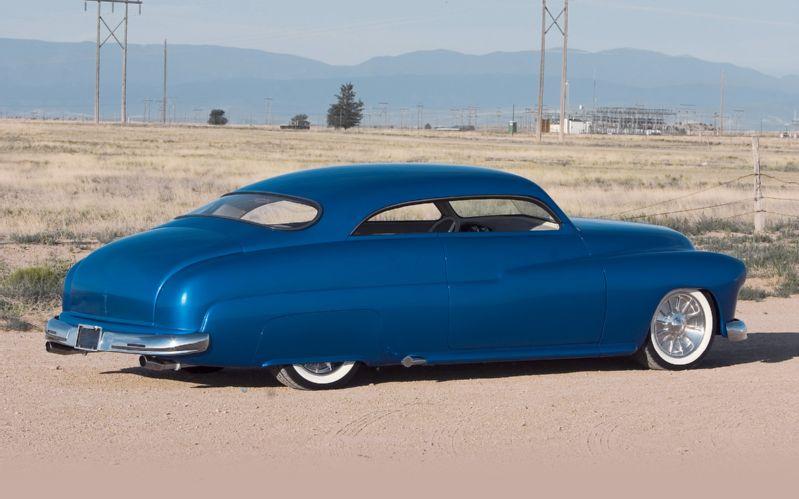 1950 Mercury - Ed and JoAnna Potestio 0703cr12