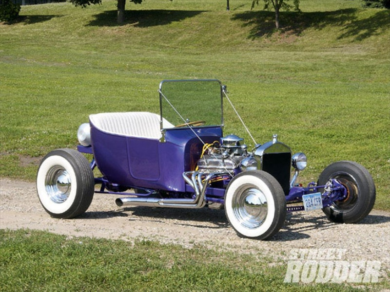 Ford T hot rod (1908 - 1927) - T rod - Page 2 0902sr17