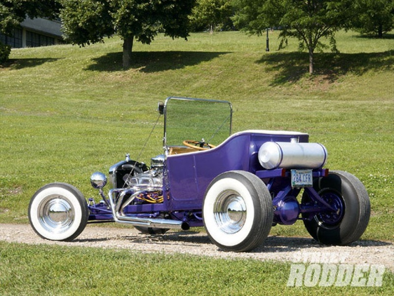 Ford T hot rod (1908 - 1927) - T rod - Page 2 0902sr19