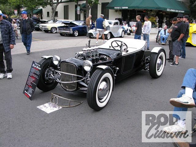 Ford T hot rod (1908 - 1927) - T rod - Page 2 0904rc11