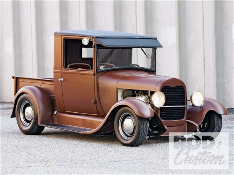 1928 - 29 Ford  hot rod - Page 4 0907rc27