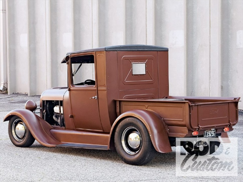 1928 - 29 Ford  hot rod - Page 4 0907rc32