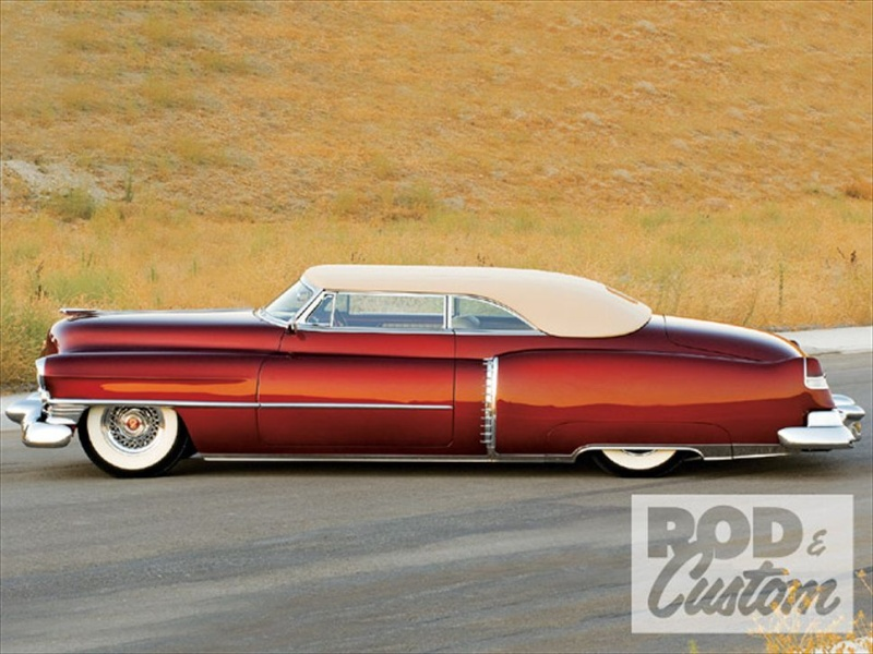 Cadillac 1948 - 1953 custom & mild custom - Page 2 0908rc18