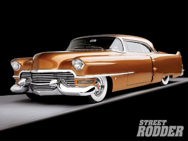 Cadillac 1954 -  1956 custom & mild custom - Page 2 0910sr10