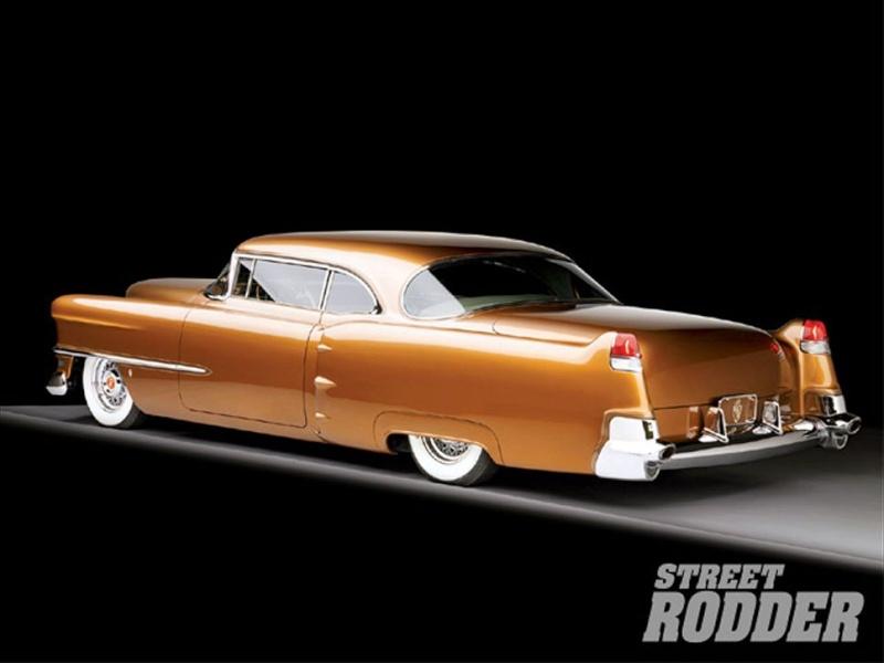 Cadillac 1954 -  1956 custom & mild custom - Page 2 0910sr13