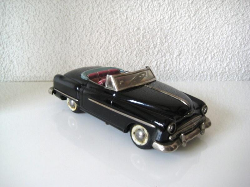us car -  tôle - Tin Toys -  1950's & 1960's - Page 2 09d8be10