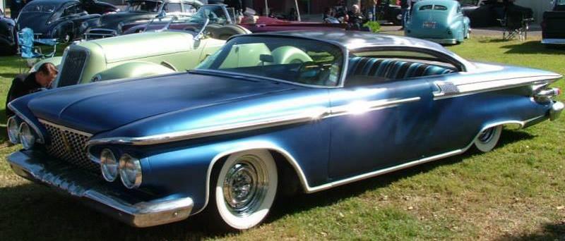 Dodge & Plymouth 1960 - 1961 custom & mild custom 10025610