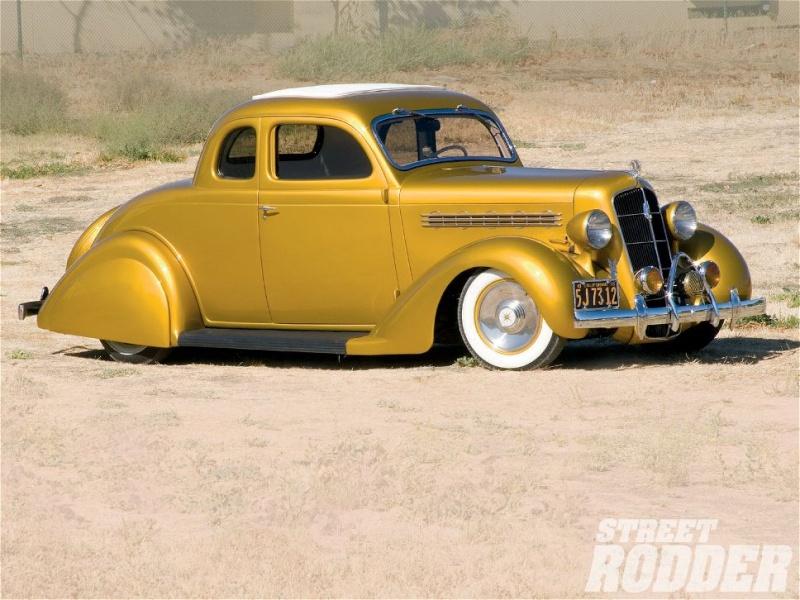 Mopar 1930's custom and mild custom 1002sr21
